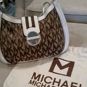 Michael Kors Monogram Handbag
